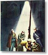 New Yorker January 30th 1943 Metal Print