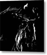 Night Riders Metal Print