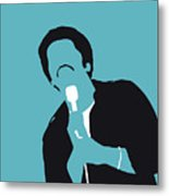 No265 My Ben E King Minimal Music Poster Metal Print