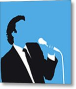No279 My Julio Iglesias Minimal Music Poster Metal Print