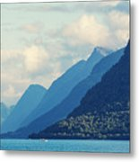 Norway Landscapes Metal Print
