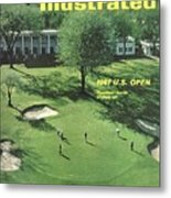 Oakland Hills Country Club Sports Illustrated Cover Metal Print