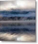 Obscured By Clouds Metal Print