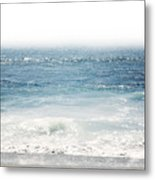 Ocean Dreams- Art By Linda Woods Metal Print