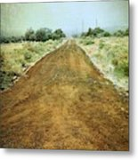 Ode To Country Roads Metal Print