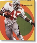 Ohio State Archie Griffin... Sports Illustrated Cover Metal Print
