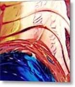 Oil And Water 26 Metal Print