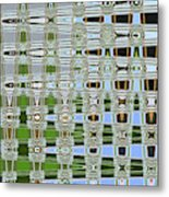 On The River At Aberdeen Metal Print