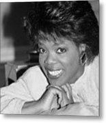 Oprah Winfrey, 1986 Metal Print