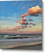 Ormond Beach Sunset Metal Print
