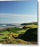 Pacific Dunes  13th Metal Print