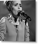 Paloma Faith Live At Manchester Apollo 2013 January 24th Metal Print