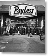 Pay Less For Drugs Metal Print