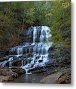Pearson's Fall And Glen - Saluda North Carolina Metal Print