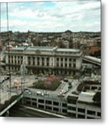 Penn Station  Metal Print