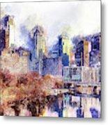 Philadelphia, Pennsylvania - 04 Metal Print