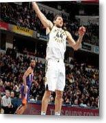 Phoenix Suns V Indiana Pacers Metal Print