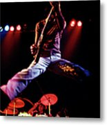 Photo Of Who And Keith Moon And Pete Metal Print