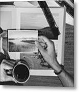 Photography Ideas Creative Occupation Metal Print