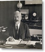 Physicist Edward Guillaume Metal Print