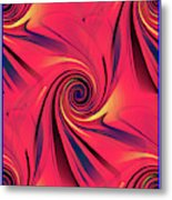 Pinch And Twist   5 Metal Print