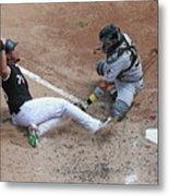 Pittsburgh Pirates V Chicago White Sox Metal Print