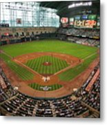 Pittsburgh Pirates V Houston Astros Metal Print