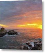 Portland Head Lighthouse Sunshine  Metal Print