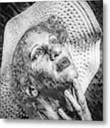 Portrait Of Kate Metal Print