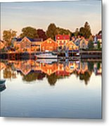 Portsmouth New Hampshire Metal Print