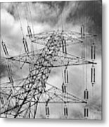 Power Tower No. 3 Metal Print