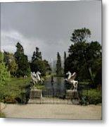 Powers Court Gardens - Ireland Metal Print