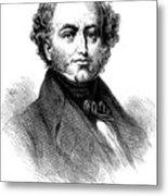 President Van Buren 1782-1862, American Metal Print