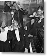 Prohibition Ends Drink Up Metal Print