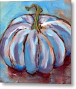 Pumpkin No. 4 Metal Print
