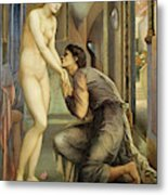 Pygmalion And The Image, The Soul Attains - Digital Remastered Edition Metal Print