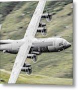 Raf C-130 Hercules 1 Metal Print