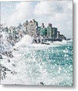 Refresh Me Metal Print