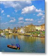 Richmond Upon Thames - Panorama Metal Print