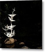 Rise Up And Fly Metal Print
