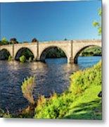 River Tay, Dunkeld, Perthshire Metal Print