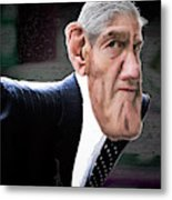 Robert Muellers Momma Done Told Him 1 Metal Print