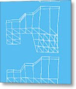Robotricks Metal Print