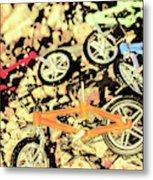 Rocky Racers Metal Print