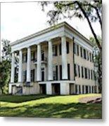 Rose Hill Mansion - Milledgeville, Georgia 4 Metal Print