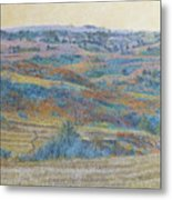 Russet Ridge Reverie Metal Print