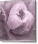 Sacred Rose Metal Print