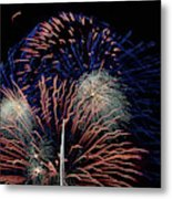 Saint Louis Missouri 4th July 2018 Metal Print