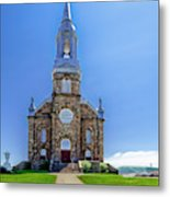 Saint Peter's Catholic Church Metal Print