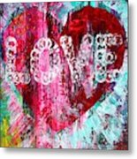 Saint Valentines Day Metal Print